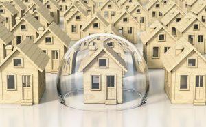 Home-house insurance bubble