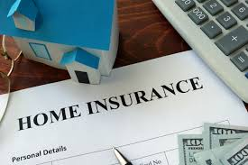 Home insurance documents
