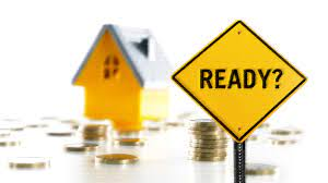 You are prepared to sell your house