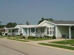 Manufactured home