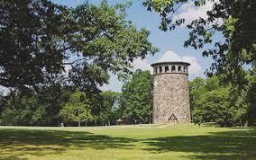 Rockford Park tower